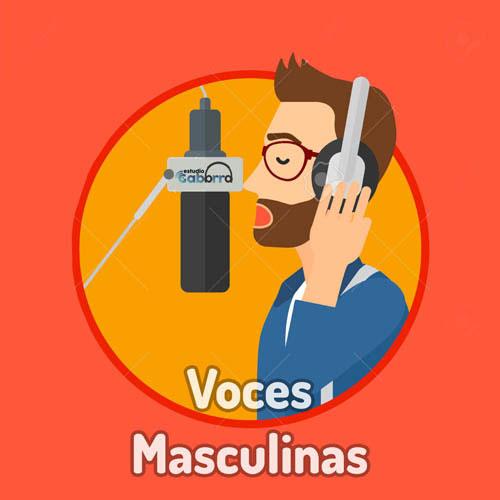 Voces Masculinas